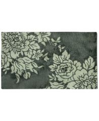 "Image of Bacova Cashlon Big Blooms 20"" x 32"" Accent Rug"