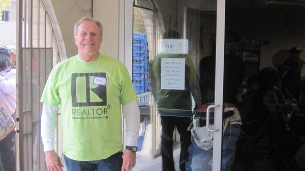 Sacramento Association of Realtors Volunteer Event