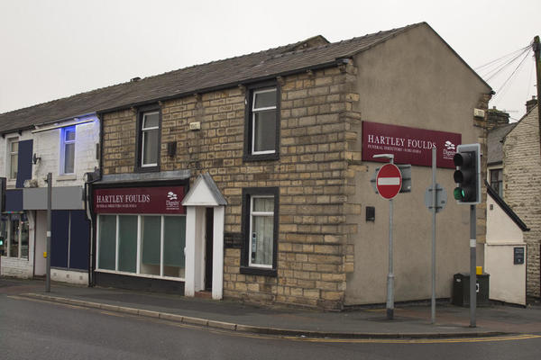 Hartley Foulds Funeral Directors in Burnley
