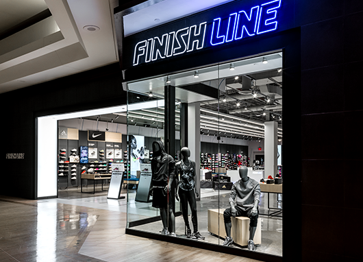 Finish Line Store Image