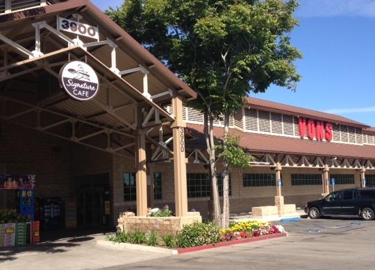 Vons Store Front Picture at 3900 Broad St in San Luis Obispo CA
