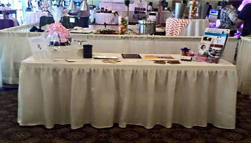 The Sutliff Insurance Agency attended the Premier Bride Wedding Expo on 7/12/15.