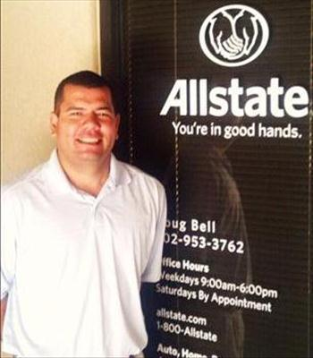 Allstate Insurance Agent Doug Bell