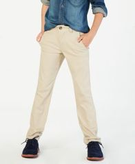 Image of Tommy Hilfiger Chino Pants, Big Boys