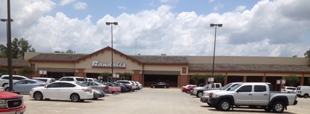 Randalls store front picture at 2250 Buckthorne Place in Spring TX