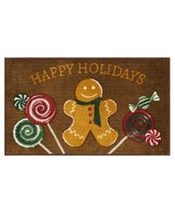 "Image of Nourison Gingerbread 18"" x 30"" Accent Rug"