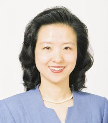 Photo of Holly H. Zhu