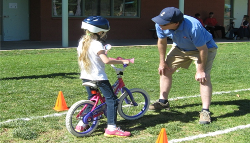 Don is the Annual Bike Rodeo Sponsor!