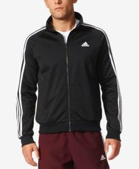 Image of adidas Men's Essential Tricot Track Jacket