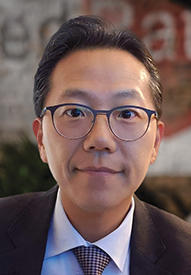 James Kim Loan officer headshot