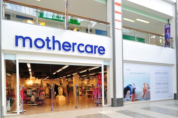 Mothercare St Enoch outside