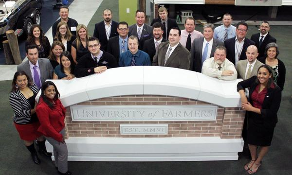 Farmers® University Class of Oct 2014