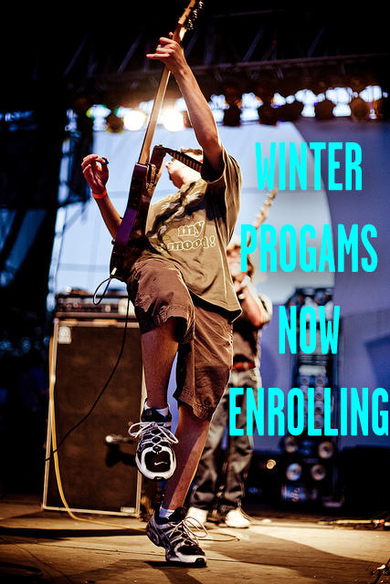 Image of WINTER PROGRAMS NOW ENROLLING