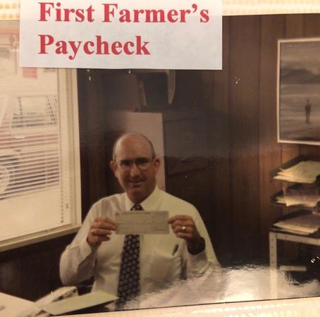 first farmers paycheck