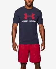 Image of Under Armour Men's Sportstyle Logo T-Shirt