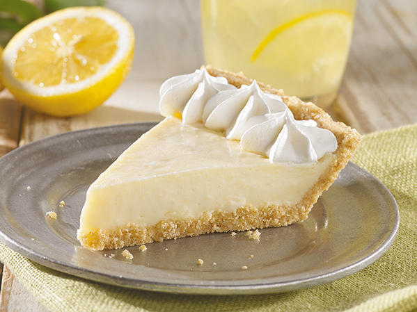 Church's Chicken Lemonade Icebox Pie