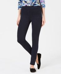 Image of Style & Co Ponte Leggings, Created for Macy's
