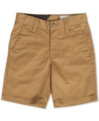 Image of Volcom Frickin Chino Shorts, Big Boys