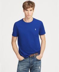 Image of Polo Ralph Lauren Men's Crew Neck T-Shirt