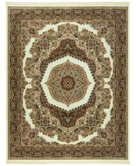Image of Kenneth Mink Persian Elegance Lavar Kerman 5' x 8' Area Rug, Created for Macy's