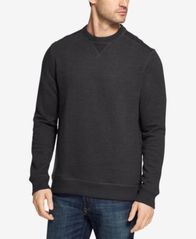 Image of G.H. Bass & Co. Men's Mountain Sueded-Fleece Sweater