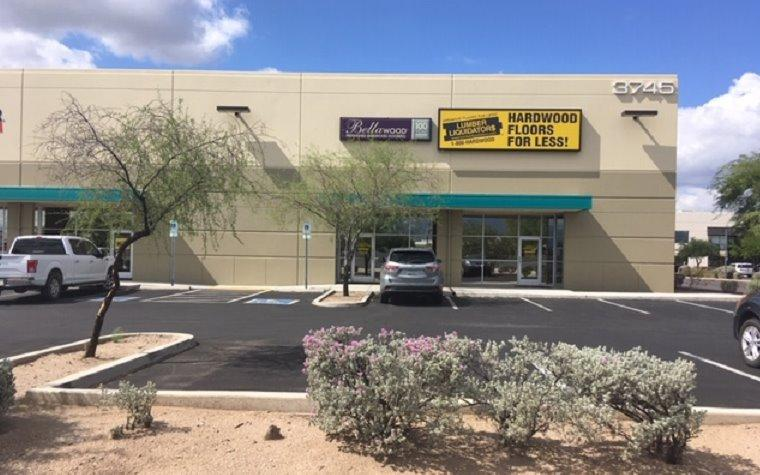 LL Flooring #1085 Tucson | 3745 N. I-10 EB Frontage Road | Storefront
