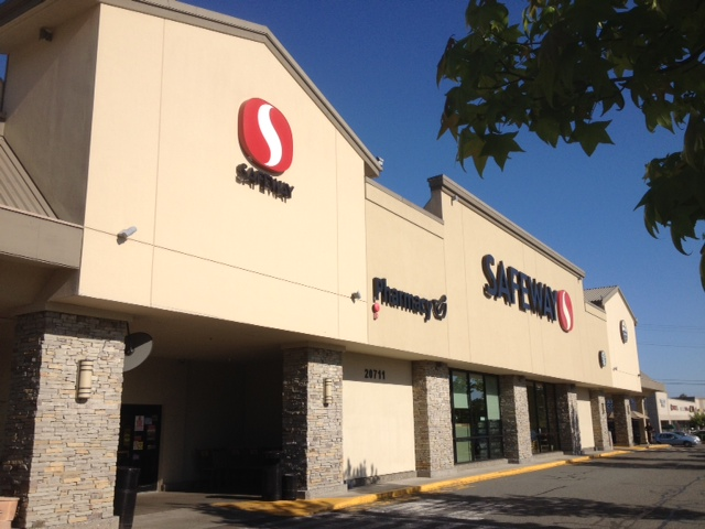Safeway Store Front Picture at 20711 Bothell Highway in Bothell WA