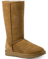 Image of UGG® Women's Classic II Genuine Shearling Lined Tall Boot