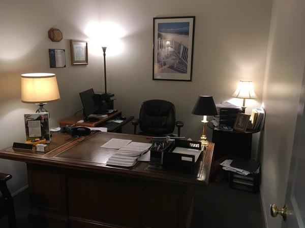 Picture of John's Office
