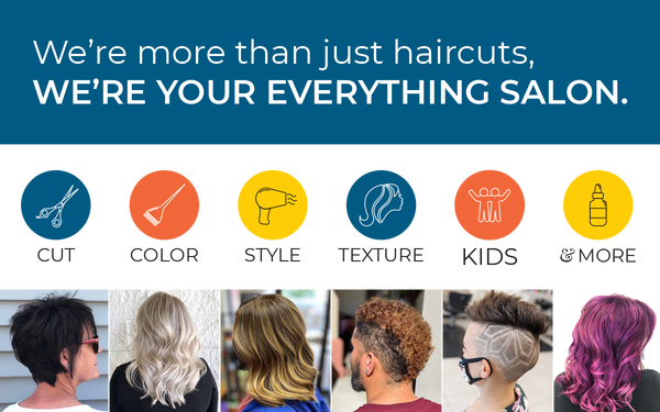 We're Your Everything Salon