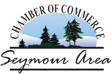 We are members of Seymour Area Chamber of Commerce.
