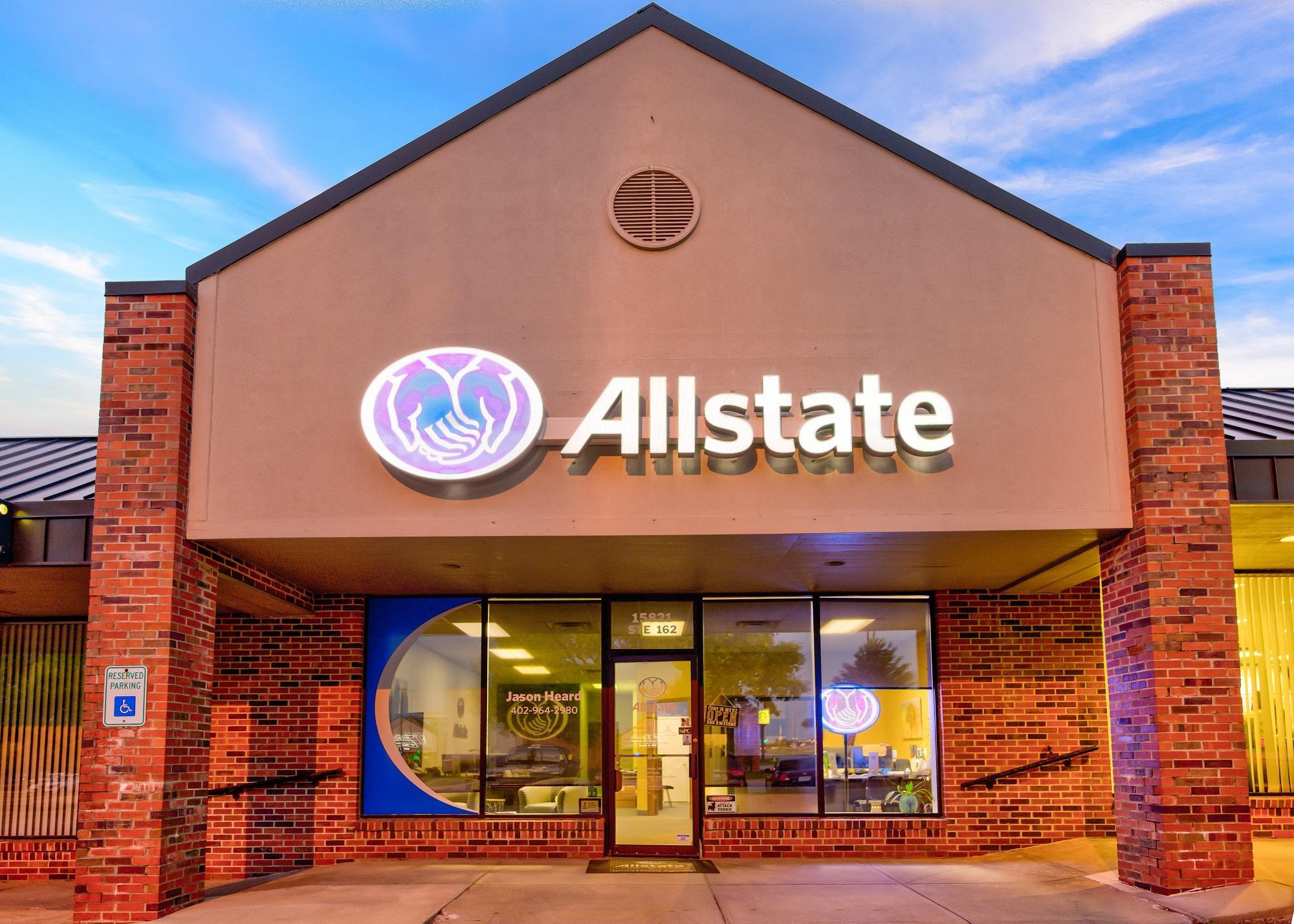 allstate car insurance in omaha ne jason heard. Black Bedroom Furniture Sets. Home Design Ideas