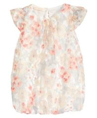 Image of First Impressions Floral Bubble Dress, Baby Girls, Created for Macy's