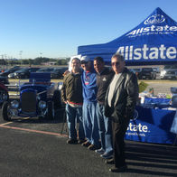 Dan-Brown-Allstate-Insurance-San-Antonio-TX-Antique-Car-Show-Stone-Oak--auto-home-life-car-agent-agency-homeowners-commercial-business