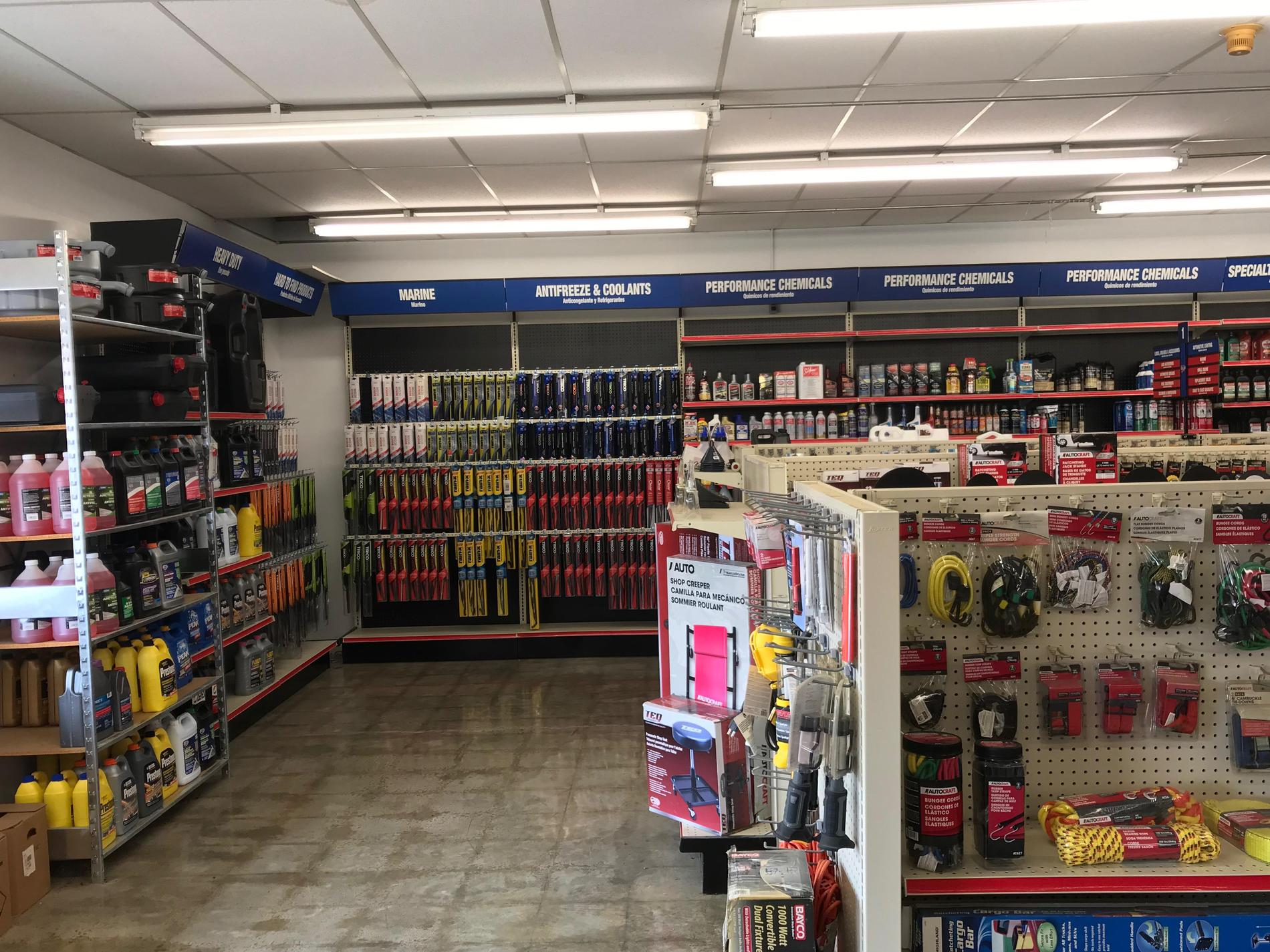 Lakeview, OH Carquest Auto Parts | 120 South Main