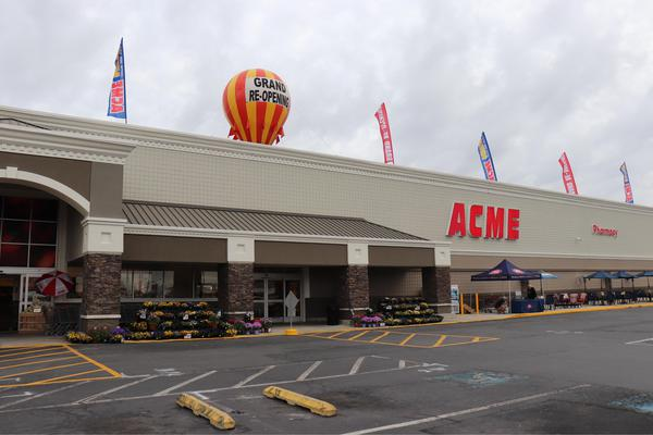Acme Markets store front picture at 236 E Glenwood Ave in Smyrna DE