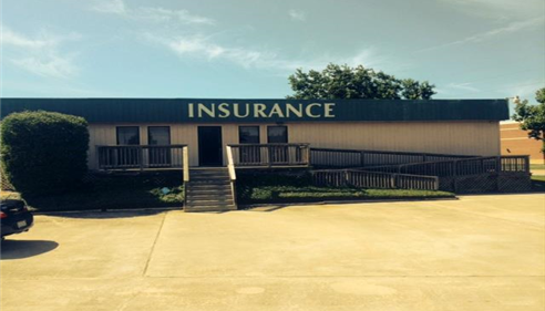 Our office located at 10671 Highway 242; The Woodlands, Texas  77385