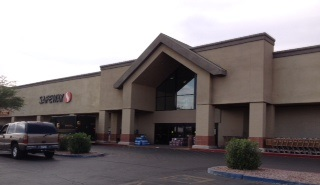 Safeway store front picture of 2940 W Valencia Rd in Tucson AZ