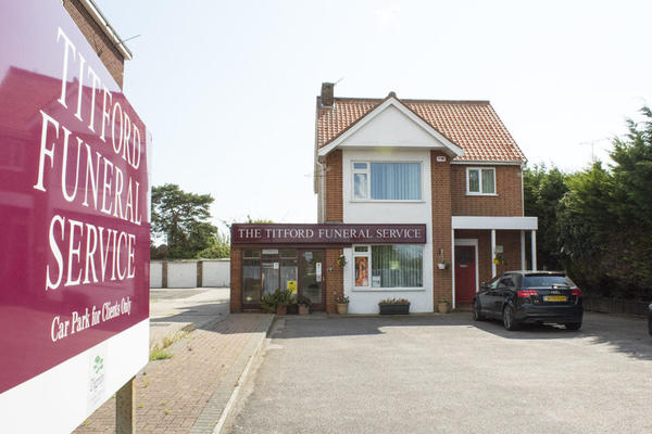 Titford Funeral Directors in Holland-on-Sea