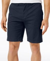 "Image of Tommy Hilfiger Men's TH Flex Stretch 9"" Shorts, Created for Macy's"