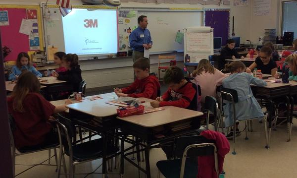 French Creek Elementary School Career Day