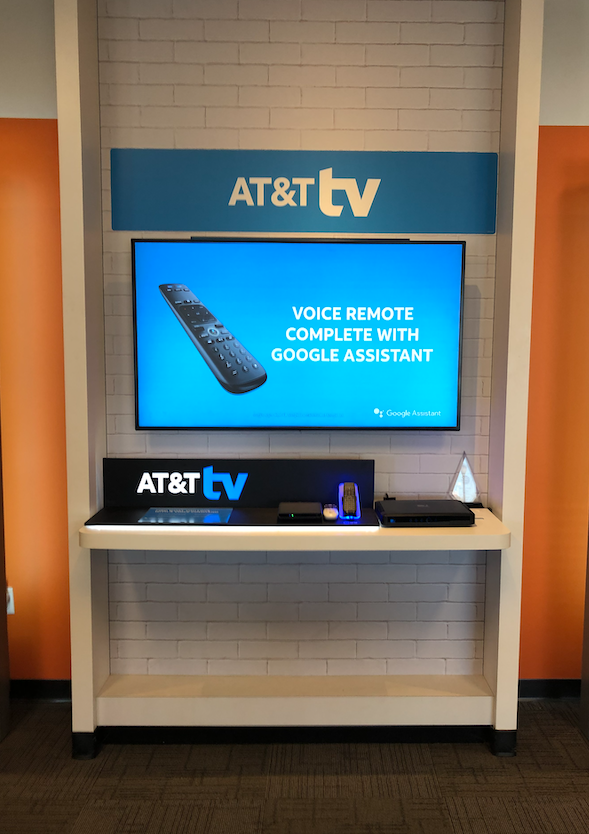 Want to learn all the AT&T tv has to offer? Stop by today to test drive our live demo!