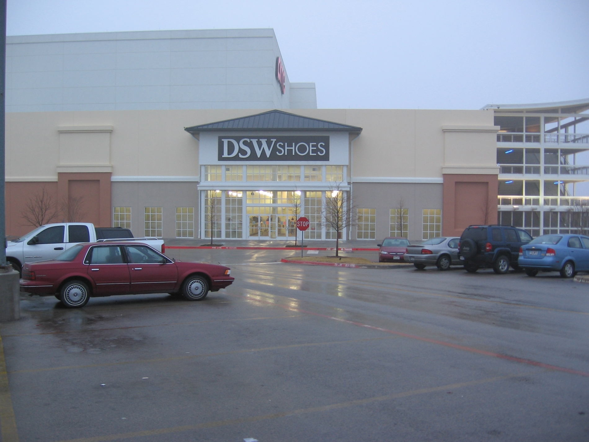 Arlington Mall Shoe Stores