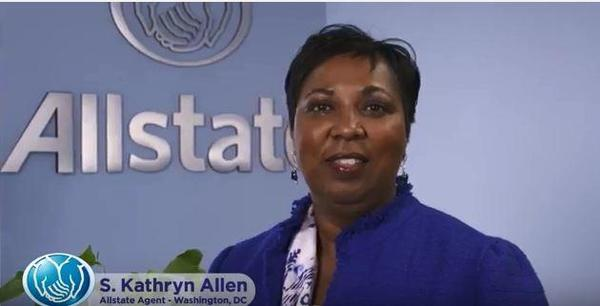 S.Kathryn Allen - Why I became an Allstate agent...