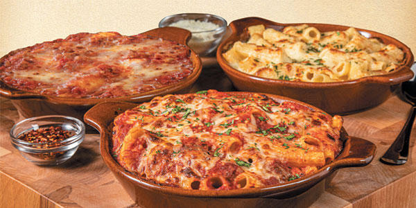 Bertucci's - Take it & Bake it At Home!