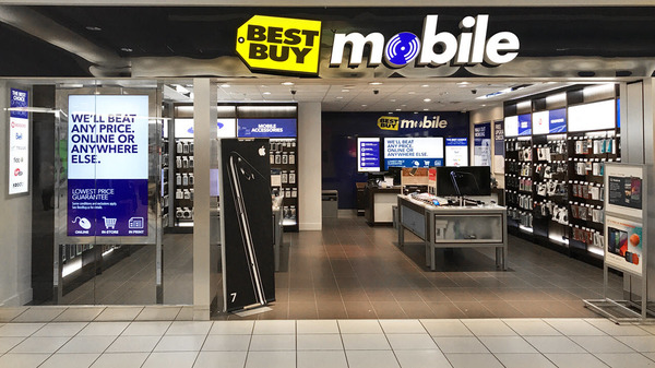 Best Buy Parkland Mall