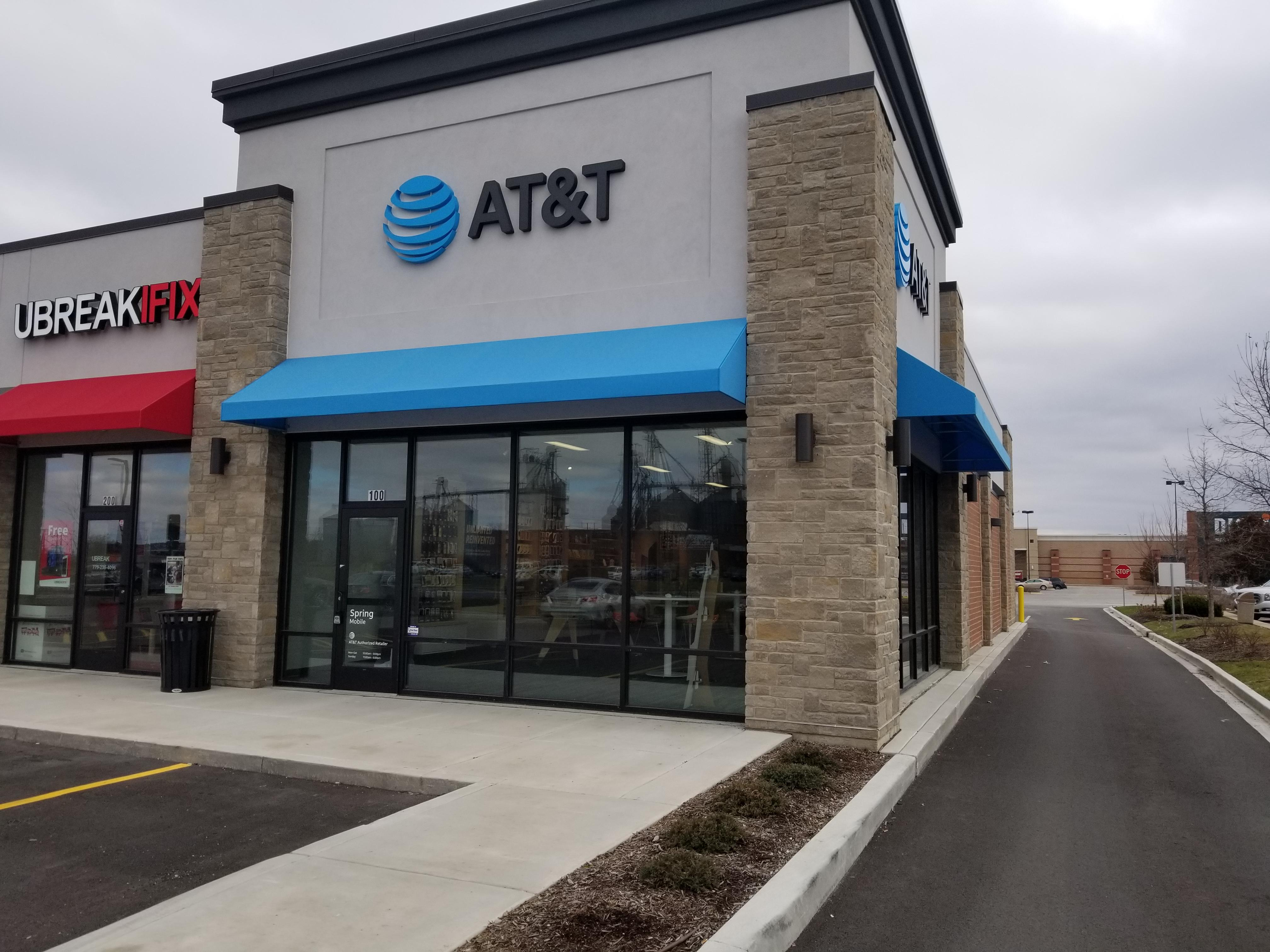 AT&T Store Bradley, IL - Exterior Photo