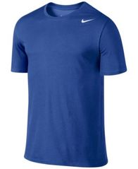 Image of Nike Men's Dri-Fit Cotton Crew Neck T-Shirt