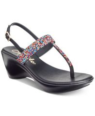 Image of Callisto Dysco Platform Wedge Sandals