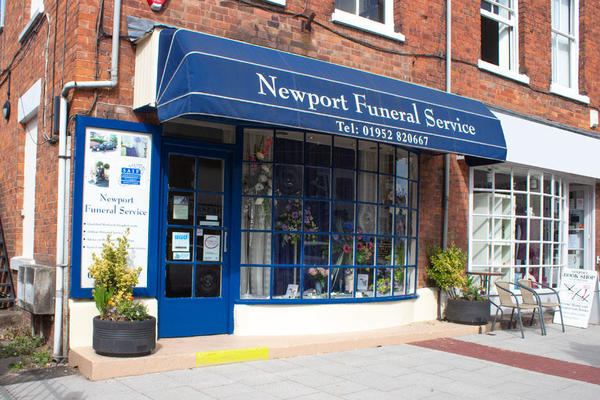 Newport & District Funeral Directors in Newport, Telford